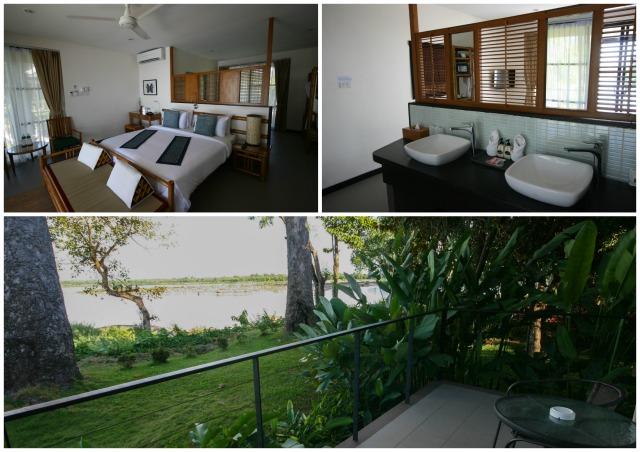 River Resort bedroom