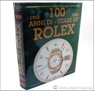 Book Review: 100 YEARS OF ROLEX