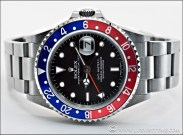 The Mystery of the Rolex GMT Master II 16710-3186