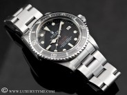 "Restoration of a Rolex ""Double Red"" Sea-Dweller 1665"