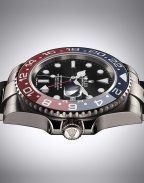 "FINALLY!  Rolex Introduces a ""Pepsi"" Cerachrom GMT Master II 116719 BLRO at Baselworld 2014"