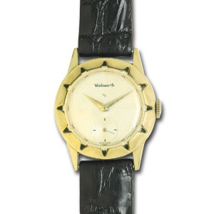 Wadsworth Classic gold fill mm  watch
