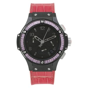 Hublot Big Bang 341.CP.1110 Ceramic Black dial 38.5mm Automatic watch