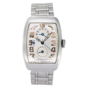 Dubey & Schaldenbrand Aerodyn Duo stainless steel 33mm auto watch