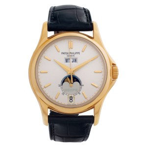 Patek Philippe Annual Calendar W125 5125J-001 18k Ivory dial 36mm Automatic watc