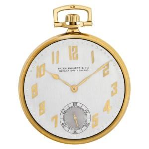 Patek Philippe pocket watch Pocket Watch 18k 42mm Manual watch