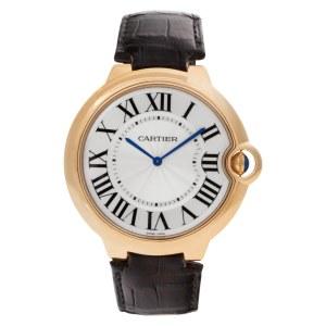 Cartier Ballon Bleu W6920054 18k rose gold 46mm Manual watch