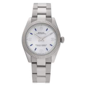 Rolex Oyster Perpetual 177234 stainless steel 31mm auto watch