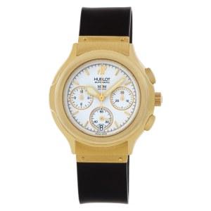 Hublot M D M 1610.110.3 18k White dial 37mm Automatic watch