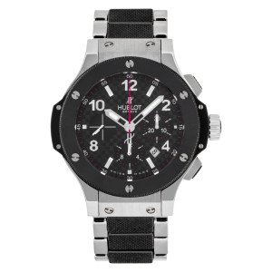 Hublot Big Bang 301.SB.131.SB Stainless Steel Black dial 48mm Automatic watch