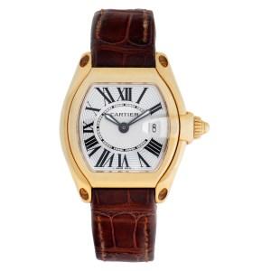 Cartier Roadster W62018Y5 18k 28mm Quartz watch