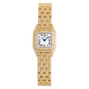 Cartier Panthere 1130 18k 17mm Quartz watch