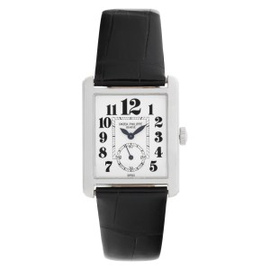 Patek Philippe Gondolo 5014 18k white gold 27.5mm Manual watch