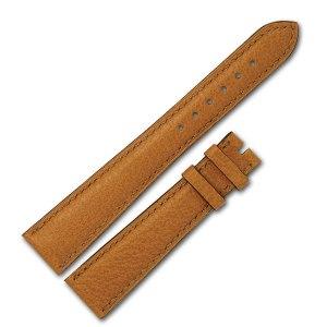 Bvlgari orange leather strap (18x14)