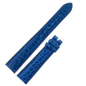 Parmigiani blue crocodile strap (15mmx12mm)