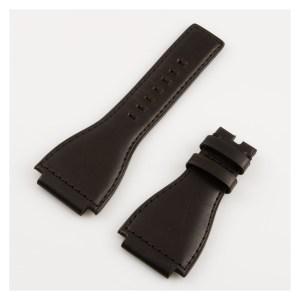 Bell & Ross black calfskin strap (24x20)