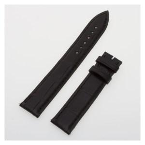 Franck Muller black alligator strap (17.5 x 16)