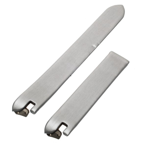 Cartier Délices de Cartier light gray fabric strap (14mm x 14mm)