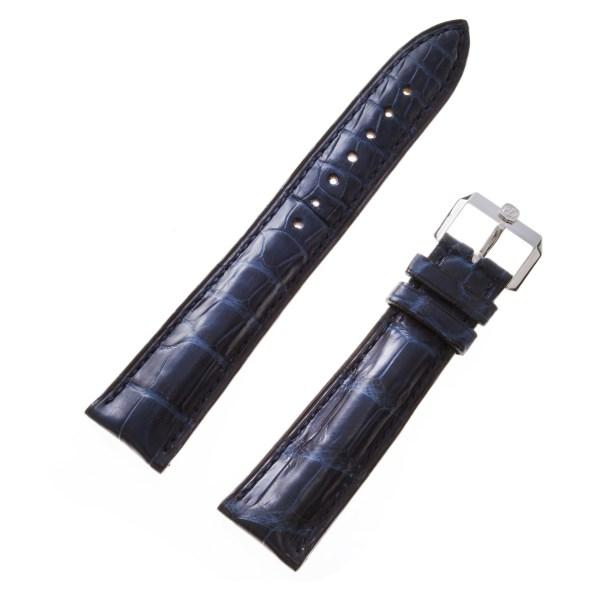 Ulysse Nardin midnight blue alligator strap (20mmx16mm)