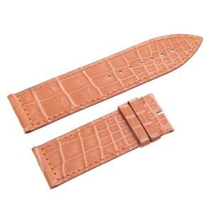 Franck Muller Pink Crocodile leather strap (22x22)
