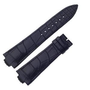 Ulysse Nardin midnight blue alligator strapp 23mm x 18mm