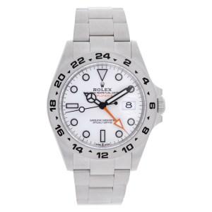 Rolex Explorer 226570 stainless steel 41mm auto watch