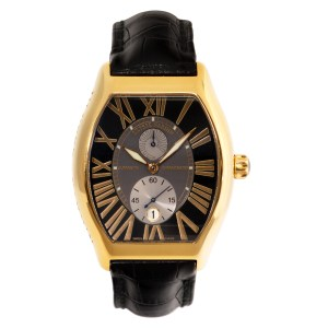 Ulysse Nardin Michaelangelo 276-68 18k Black dial 38mm Automatic watch