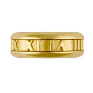 Tiffany & Co Atlas ring in 18k