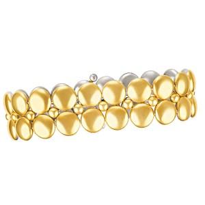 """Cartier bracelet in 18k 7"""" long"""