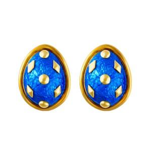 Tiffany & Co earrings in 18k