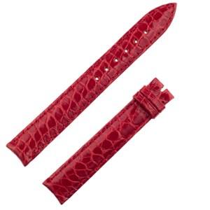 Chopard Crocodile Red Strap (15 X 14)