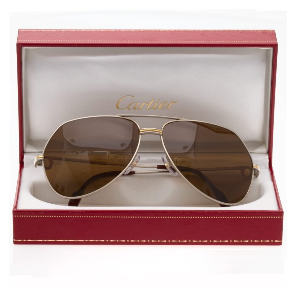 Cartier Glasses with box and papers