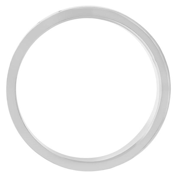 Catier Love ring in 18k white gold