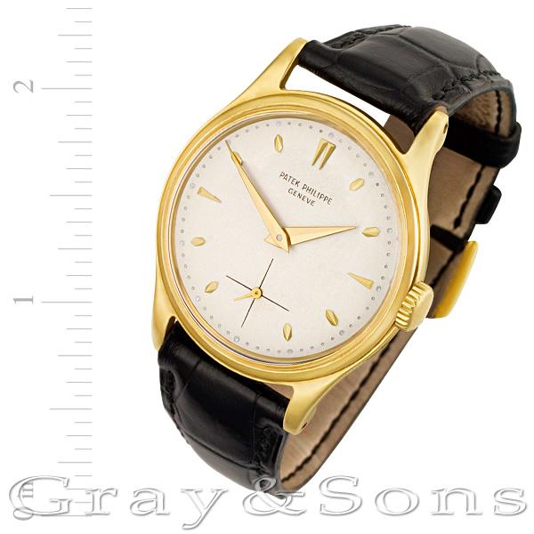 Patek Philippe Classic 2509 18k 35mm Manual watch
