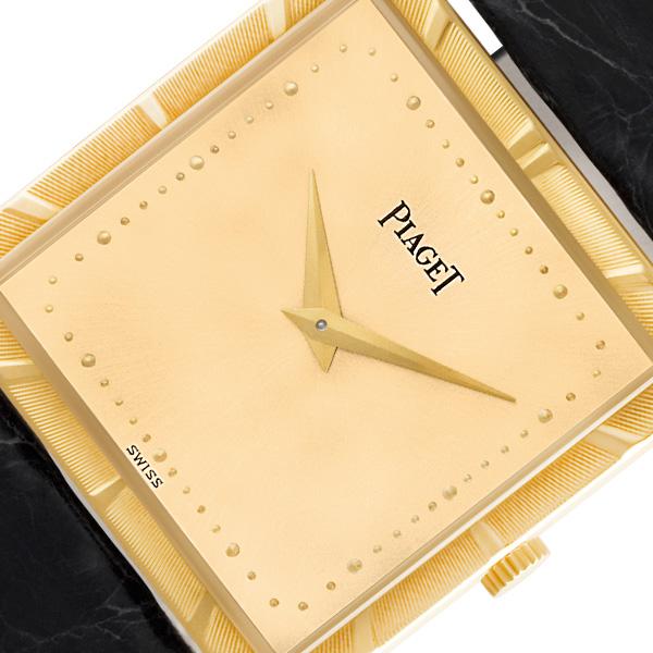 Piaget 927 18k 25mm Manual watch