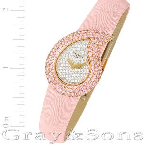Chopard 4521/494542 18k 23mm Quartz watch
