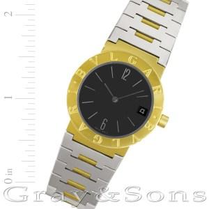 Bvlgari Bvlgari BB.30.GSD 18k 30mm Quartz watch