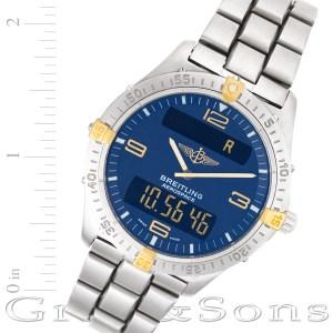 Breitling Aerospace F56062 titanium mm Quartz watch