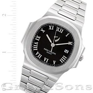 Patek Philippe Nautilus 3710 stainless steel 42mm auto watch