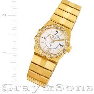 Chopard St. Moritz 5156 18k 24mm Quartz watch