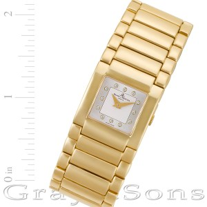 Baume & Mercier Riviera MV045223 18k 21mm Quartz watch