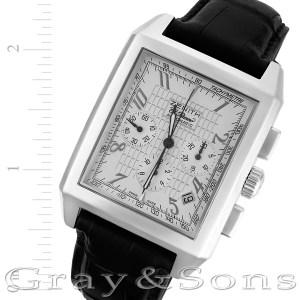 Zenith 03.0550.400 stainless steel 36mm auto watch