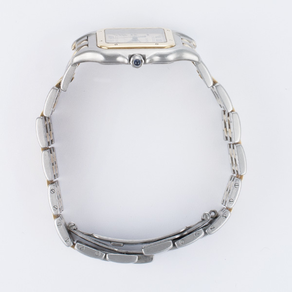 Cartier Panthere W25028B 18k & steel 27mm Quartz watch