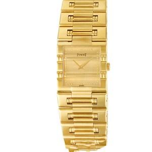 Piaget Dancer 81317 K 81 18k 20mm Quartz watch