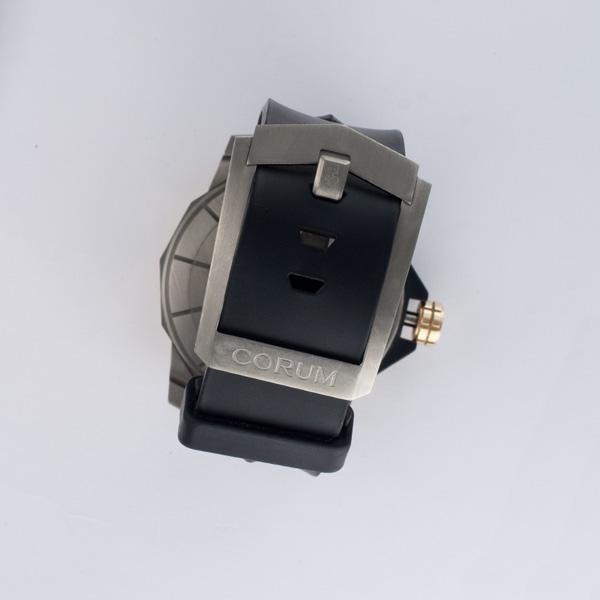 Corum Admirals Cup 01.0002 titanium 48mm auto watch