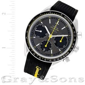 Omega Speedmaster 326.32 stainless steel 40mm auto watch