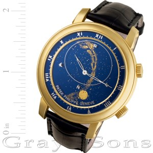 Patek Philippe Celestial 5102J 18k 43mm Manual watch