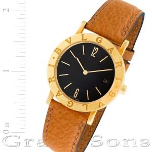 Bvlgari Bvlgari BB 33 GL 18k 33mm Quartz watch