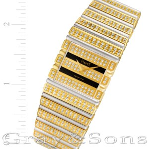 Piaget Polo 7131C725 18k 25mm Quartz watch