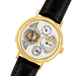Breguet Tourbillon 3857 18k 38mm Manual watch
